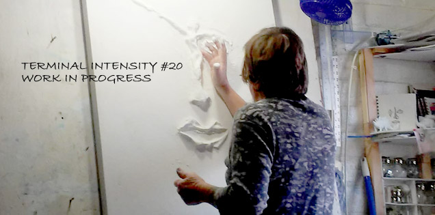 Introduction to the painting series Terminal Intensity